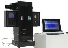 MU3080B建筑材料燃烧或分解烟密度试验机 (触摸屏)