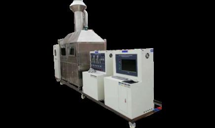MU3230船舶金属管路附件耐火性能燃烧试验机ISO 15540和ISO 19921耐火试验箱