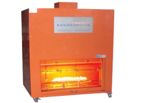 MU3248耐火电缆燃烧试验系统及电缆载流量测试装置