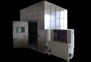 MU3065B  BS电线电缆耐火试验机