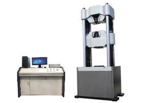 MU3001C-1000kN微机控制电液伺服万能试验机(普通金属线专用)