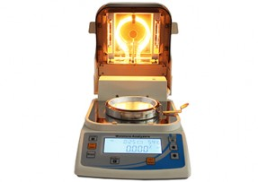 MU100D高精度卤素水分仪XFSFY
